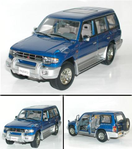 三菱帕杰罗s右呔汽车模型三菱汽车品牌 全力打造最专业的高清图片