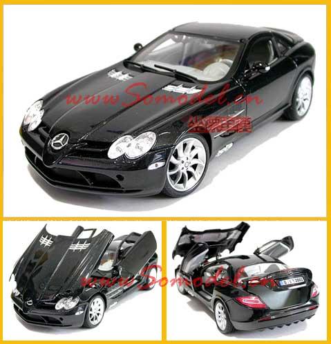 奔驰slr迈凯伦模型奔驰汽车品牌 车模收藏网 全力打造最专业高清图片