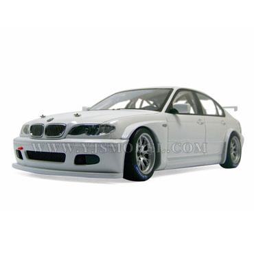 特价宝马320i (e46) wtcc bmw 320si 汽车模型 autoart 80548