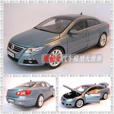 大众cc汽车模型_2008年大众帕萨特CC 汽车模型 原厂 1;18_1:18_【德国原厂汽车模型 ...