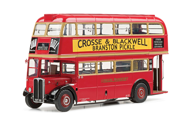 1946年伦敦rt10 双层巴士 太阳星