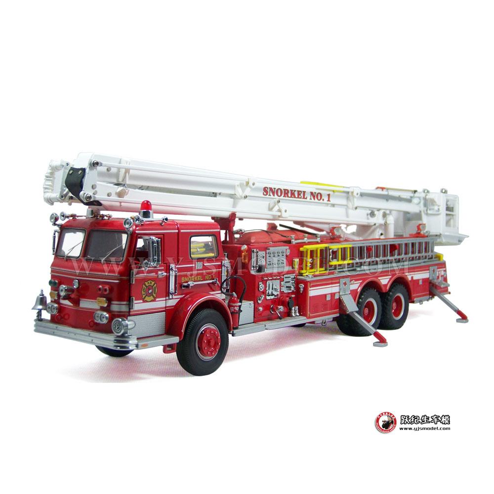 皮尔斯消防车价格_【商品名称】皮尔斯 snorkel 消防车 富兰克林1:32 b11xn67