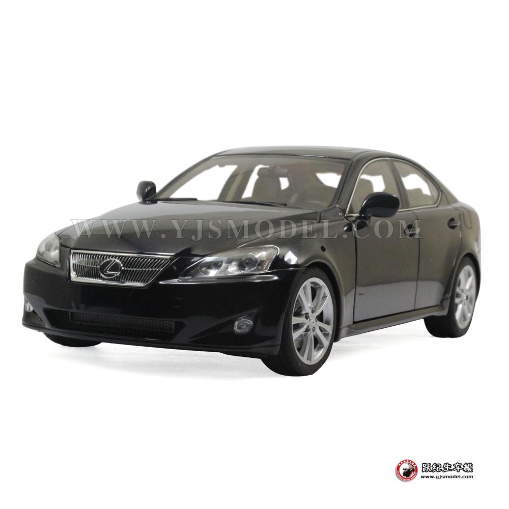 雷克萨斯is350 汽车模型 autoart 78811 凌志 特价