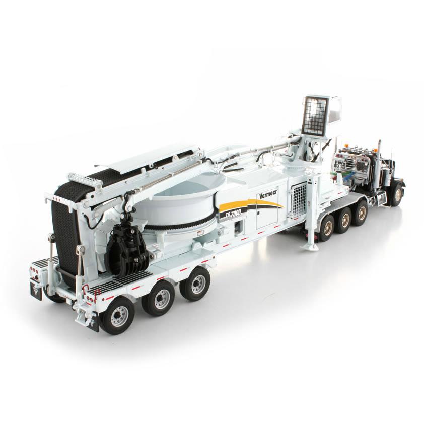 工程车模型_彼得标379 及 威猛TG7000 碎石机 工程车模型 TWH 1:50 T01004_1:50_【TWH ...