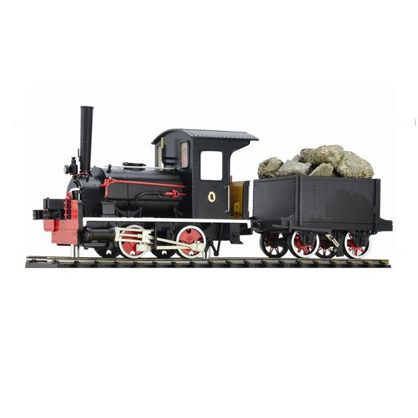 朱德号蒸汽机车 火车模型 48 限量版