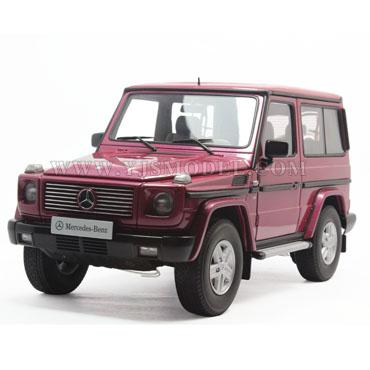 奥拓越野车_奥拓autoart 1:18 奔驰G500 SWB 1998短款 汽车模型 -跃纪生汽车模型大世界