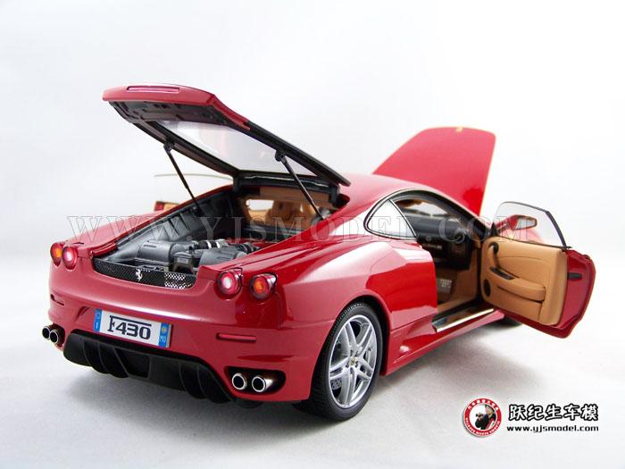 法拉利f430 法拉利f430报价 法拉利f430改装asi包围高清图片
