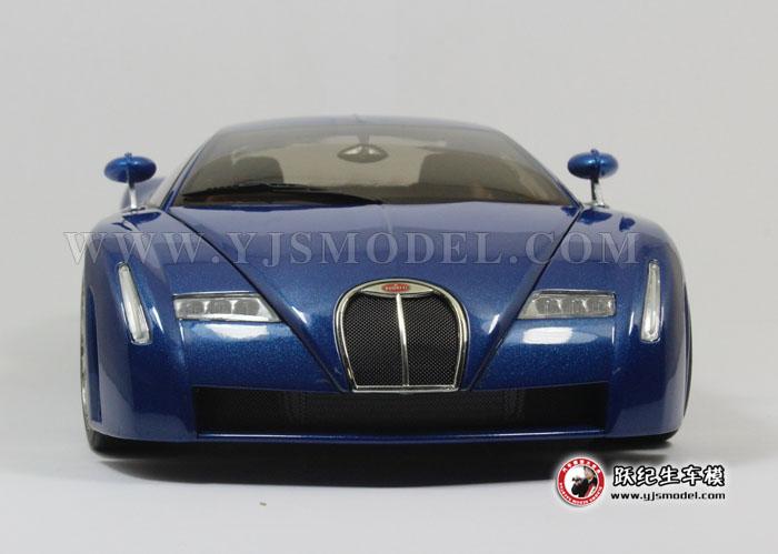 布加迪奇龙18.3 汽车模型 奥拓autoart 1:18 70911 bugatti 18缸