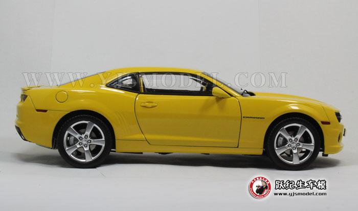 雪佛兰科迈罗 雪佛兰大黄蜂 汽车模型 通用雪佛兰原厂